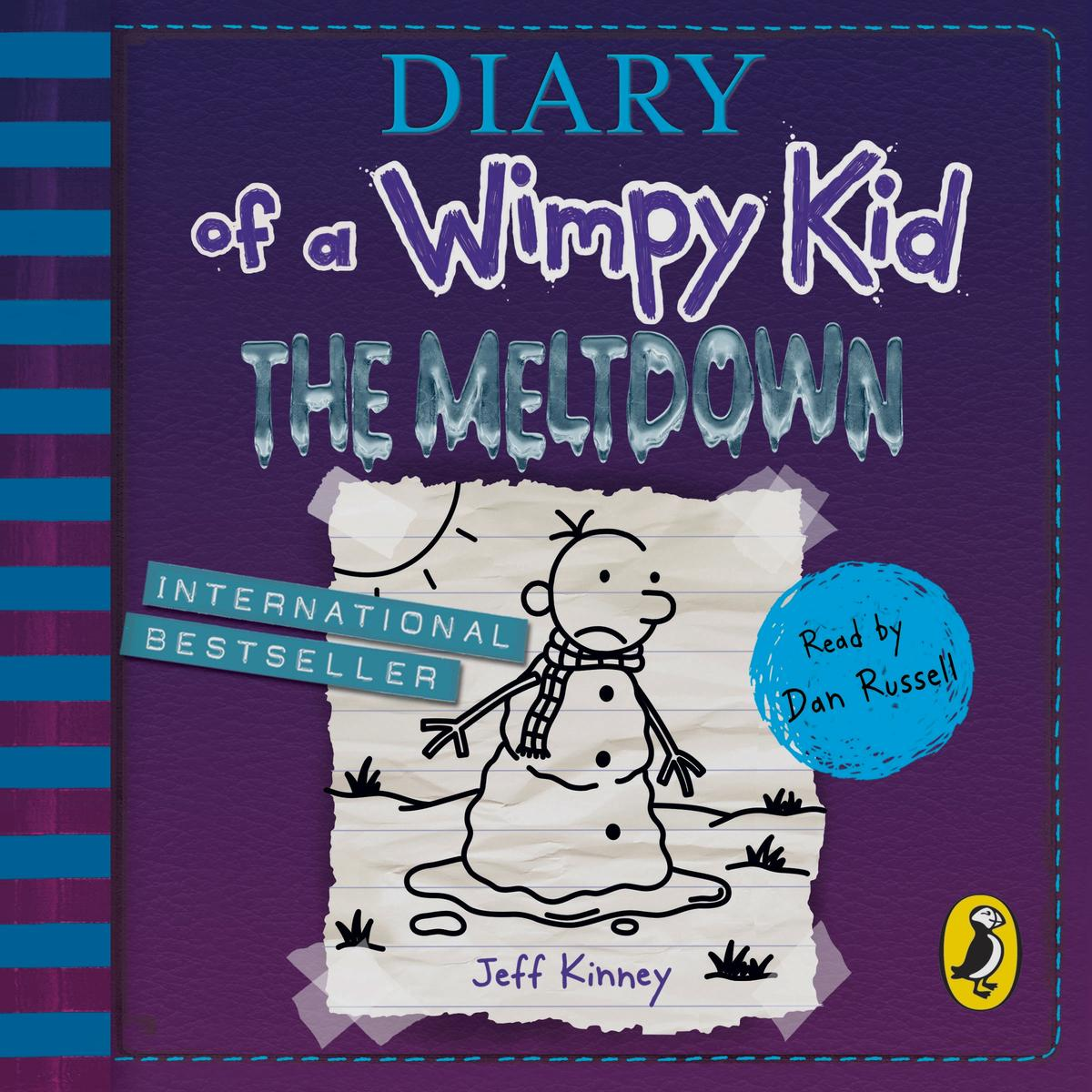Diary Of A Wimpy Kid The Meltdown Vidya Bookstore